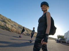 slow roll Onewheel AZ group ride