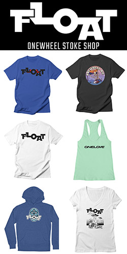Float Shop - Onewheel Shirts
